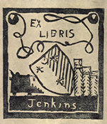 Will Jenkins bookplate | ©2013 ML Press